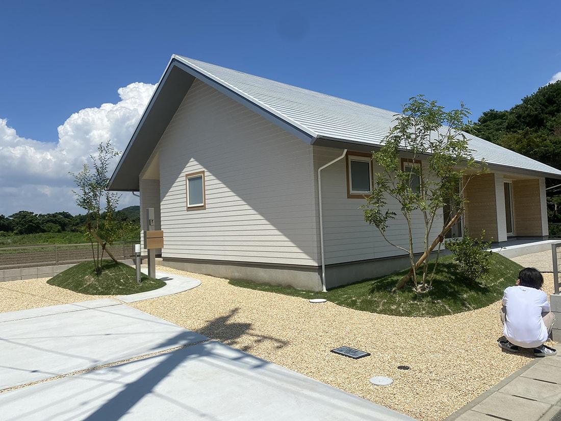 熊本で家を建てるなら愛住宅。南区城南町舞原外観