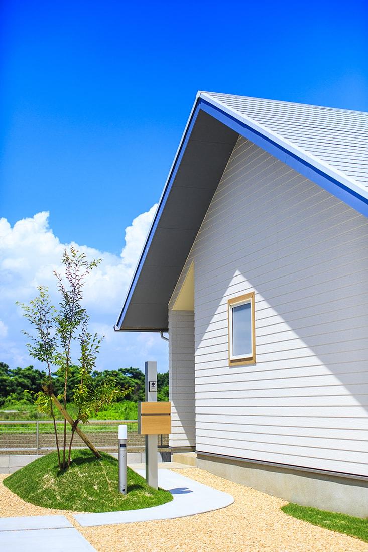 熊本で家を建てるなら愛住宅。施工例 外観
